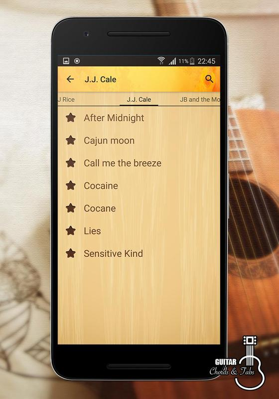 Guitar Chords and Tabs APK Download - Free Music & Audio APP for ...