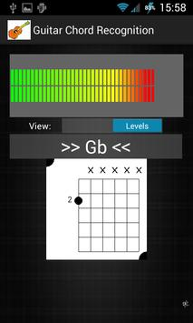 Guitar Chord Recognition screenshot 1