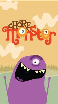 ChoreMonster poster