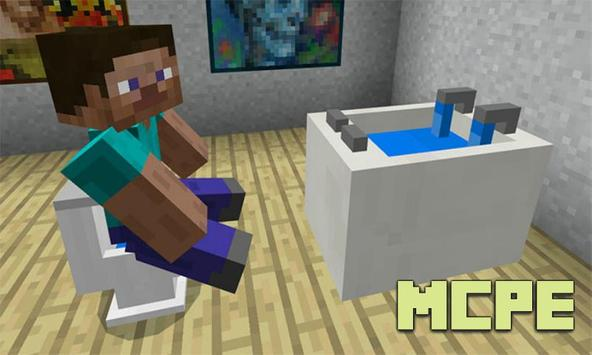 Mine-Furniture Addon for MCPE screenshot 1