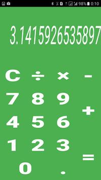 Calculator in colors! screenshot 4
