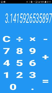 Calculator in colors! screenshot 5