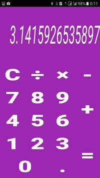 Calculator in colors! screenshot 7