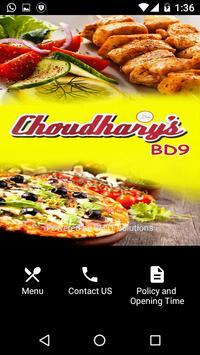 Choudharys BD9 poster