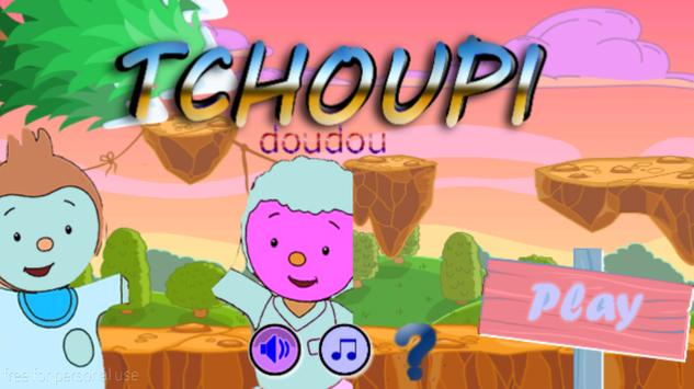 Τchoupi Skater Of Doudou World screenshot 9