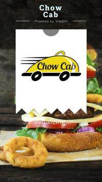 Chow Cab poster