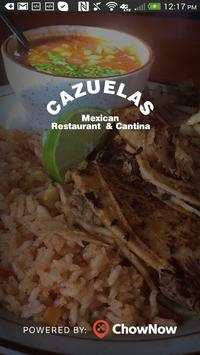 Cazuela's Grill poster