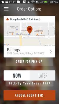 Carbone's Pizzeria Billings screenshot 1