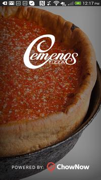 Cemeno's Pizza To Go poster