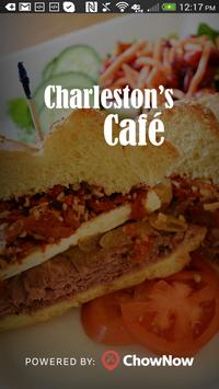 Charleston's Cafe poster