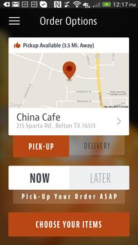 China Cafe Belton apk screenshot