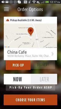 China Cafe Charlotte apk screenshot