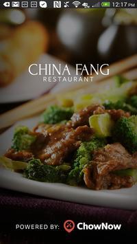 China Fang poster