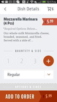 Ameci Pizza & Pasta screenshot 3