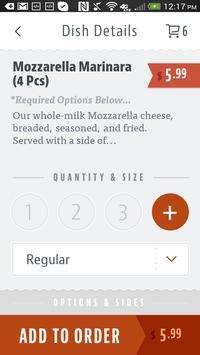 Ameci Pizza screenshot 3