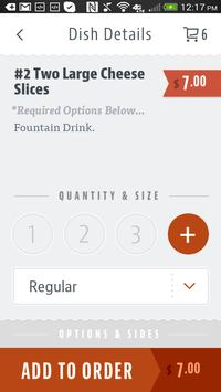 Andolini's Pizza MT. PLEASANT screenshot 3