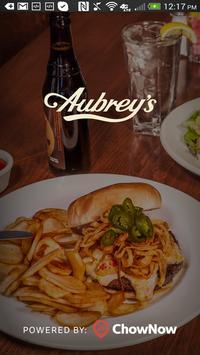 Aubrey's Restaurant poster