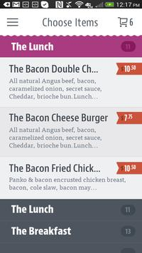Bacon Bacon San Francisco apk screenshot