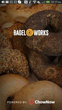 Bagel Works NY poster