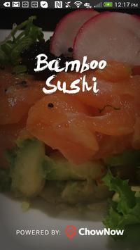 Bamboo Sushi To Go poster