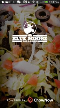Blue Moose Bar & Grill poster