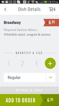 Brooklyn Bagel & Coffee Company apk screenshot