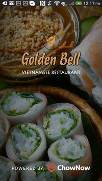 Golden Bell Richmond poster
