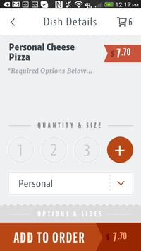 Gianni's Pizzarama apk screenshot