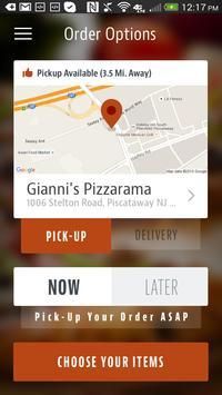 Gianni's Pizzarama screenshot 1