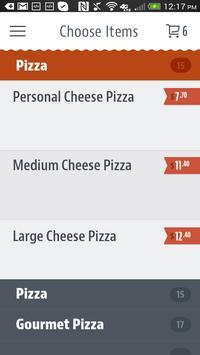 Gianni's Pizzarama screenshot 2