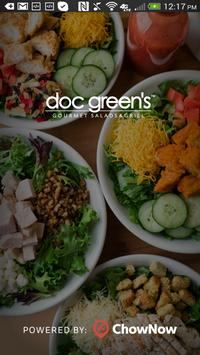 Doc Green's To Go poster