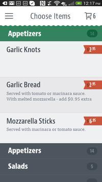 Danny's Pizza & Pasta screenshot 2