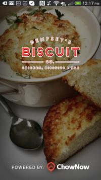 Dempsey's Biscuit Co. poster