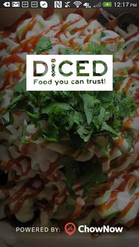 Diced Foods - Miami poster