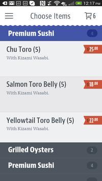 EMC Seafood screenshot 2