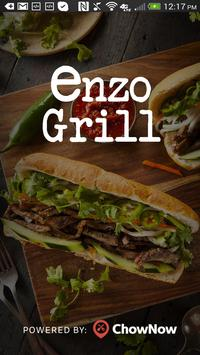Enzo Grill poster