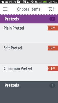 Ellen's Pretzels screenshot 2