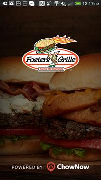 Foster's Grille poster