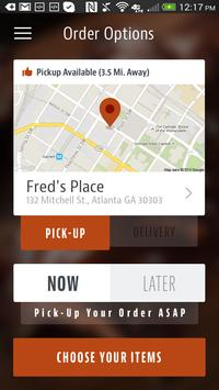 Fred's Place ATL screenshot 1