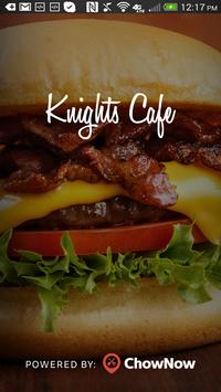 Knight's Cafe poster