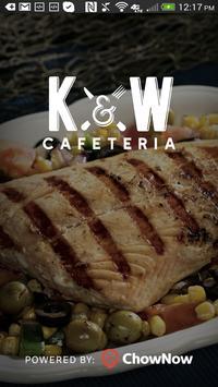 K&W Cafeterias poster