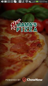 Hot Mama's Pizza poster