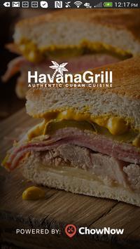 Havana Grill poster