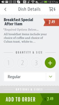 Havana Grill screenshot 3
