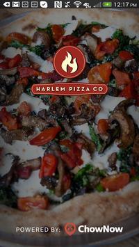 Harlem Pizza poster
