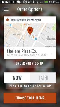 Harlem Pizza screenshot 1