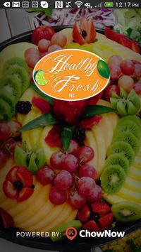 Healthy Fresh Morris Park poster
