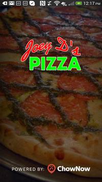 Joey D's Pizza poster