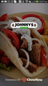 Johnny's Beef & Gyros poster
