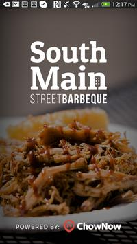South Main Street Barbeque poster